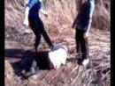 Несколько школьниц избивают девушку